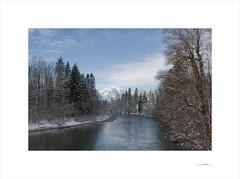 Invierno (E. Pardo) Tags: invierno winter paisaje landscape landschaft rioenns ennsriver gesäusenationalpark nieve schnee snow