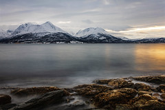 Balsfjord (ketil.melby) Tags: norway troms balsfjord mountains sea sunset