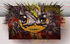 Portrait (Painting) (Jocarlo) Tags: art afotando adilmehmood arttate adobe crazygeniuses crazygenius creative creativa creativeartphotography ella she flickrclickx flickraward flickrstruereflection1 flickrphotowalk flickr fotografía fotografias fotos gente gentes jocarlo retratos retrato rostros rostro woman women caras cara face faces portrait portraits personas dibujos pintando