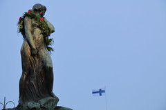 Havis Amanda (paral_lax <°)><) Tags: helsinki villevalgren sculpture statue standbeeld