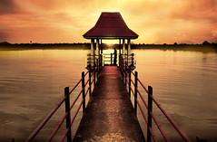(Inmacor) Tags: srilanka landscape lago lake worldlandscapes sunrise light red redlight mirador inmacor travel traveling