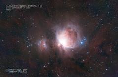 M42 - HDR from Bortle8 (astrorock999) Tags: m42 orion c11 f2 6d astrometrydotnet:id=nova3862162 astrometrydotnet:status=solved