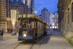Gedane zaken in de Mozes en Aäronstraat (Tim Boric) Tags: amsterdam mozesenaäronstraat tram tramway streetcar strassenbahn ema tramwegstichting museumtram 307 792