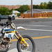 Dirt Bikes on the Street in Moab