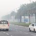 Smog in Delhi, India