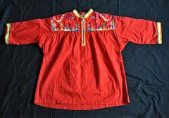 Oaxaca Mexican Blouse Textiles Zapotec (Teyacapan) Tags: oaxacan blusas blouses ropa clothing mexico embroidered birds zapoteca