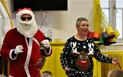 Père Noël à l'école du Centre (13)
