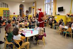 Père Noël à l'école du Centre (6)
