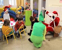 Père Noël à l'école du Centre (3)