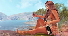 'Cheers'- #FaceOfCalendarGirls2020 (Hayyz Heavenly Photography) Tags: faceofcalendargirls2020 beauty blogger secondlife secondlfe style scene sharing soul2soul competition calendargirls