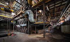 gone cold (jkatanowski) Tags: urbex urban exploration europe postindustrial pipes powerplant boilerhouse lost lostplace sony a7m2 abandoned forgotten decay dust derelict indoor industry industrial interior irix 11mm