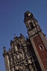 Centro historico - Parroquia de la Santisima Trinidad (luco*) Tags: mexique méxico mexico ciudad de ville city cdmx centro historico centre historique église iglesia church parroquia la santisima trinidad