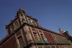 Centro historico - maison 2 (luco*) Tags: mexique méxico mexico ciudad de ville city cdmx centro historico centre historique maison house wc église church iglesia