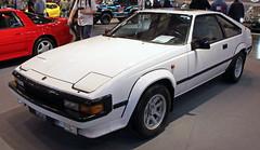 Celica Supra (Schwanzus_Longus) Tags: essen motorshow german germany japan japanese old classic vintage car vehicle coupe coupé toyota celica supra