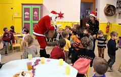 Père Noël à l'école du Centre (22)