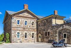 Old Waterloo County Gaol (Jail) (Eridony (Instagram: eridony_prime)) Tags: kitchener waterlooregion ontario canada downtown jail constructed1852 historic