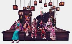 Have a happy new year!! (Renaka3) Tags: japonica exia tomoto secondlife 2020 kimono 012020 010120