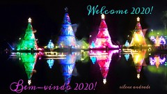 Welcome 2020 (sileneandrade10) Tags: sileneandrade welcome2020 artedigital digitalart effects colorido collage imageediting photoshop ps 2020 newyear anonovo luzes nikon nikoncoolpixp1000 nightview