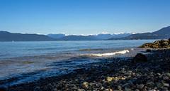 Vancouver (Koku85 (Thanks for 1 million views)) Tags: vancouver britishcolumbia beach landscape nature seascape mountain ocean