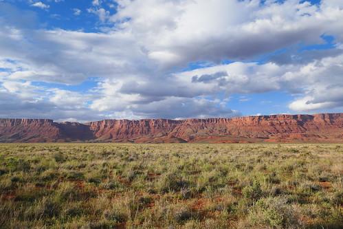 Route entre Grand Canyon North et South Rim