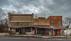 The Old Downtown (Bob G. Bell) Tags: abandoned ruraldecay decay rust downtown adams bobbell nikon d800
