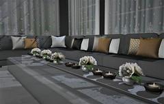 Meek - Sitting Area in Dining Room by Next Door Decor (christinecoreay) Tags: dining diningroom secondlife sl decor furniture home house interior nextdoordecor