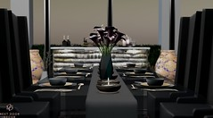 Anthony - Dining Room by Next Door Decor ( (christinecoreay) Tags: dining diningroom secondlife sl decor furniture home house interior nextdoordecor