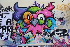 Nite Owl_7395 rue de Montmorency Paris 03 (meuh1246) Tags: streetart paris niteowl ruedemontmorency paris03 oiseau hibou chouette spray