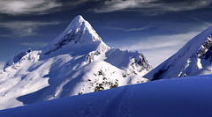 Furggubäumhorn (art & mountains) Tags: alpi alps granito roccia vallese sempione snowshoes skialp cime cresta punta piramide hiking esc esp freddo natura silenzio contemplazione vision spazio dream spirit