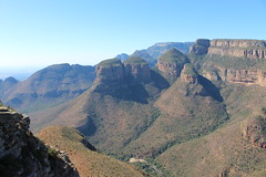 The Three Rondavels (Rckr88) Tags: the three rondavels thethreerondavels rondavel mpumalanga southafrica south africa mountains mountain cliff cliffs rocks rock nature naturalworld outdoors travel travelling