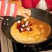 Taller de cocina en Sevilla: Crepes navideños (12)