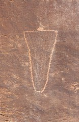 Petroglyph / Jug Handle Site (Ron Wolf) Tags: anthropology archaeology blm fremont moab nativeamerican anthromorph anthropomorph cliff desert petroglyph rockart grandcounty utah