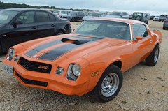 Chevrolet Camaro Z28 (benoits15) Tags: chevrolet camaro z28 usa america orange 10000toursducastellet muscle car