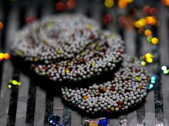 Speckled Candy (ingrid eulenfan) Tags: macromondays redux2019 speckledcandy schockolade chocolate sweetness süsigkeiten sweets süs lebensmittel stilllife stillleben