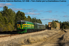 2019 (Adrián Valencia Martínez) Tags: alsa 321 ptg cuenca historico diesel directo