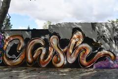 Mural al carrer Pallars, Poble Nou, Barcelona. (heraldeixample) Tags: graffiti grafit pintada mural 落書き grafite 涂鸦 граффити heraldeixample bcn barcelona spain espanya españa spanien catalunya catalonia cataluña catalogne catalogna pallars ngc
