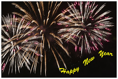 Happy New Year - (diaph76) Tags: extérieur feuxdartifice fireworks celebration