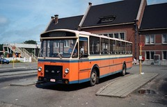 967110 TIENEN - DIEST (brossel 8260) Tags: belgique bus prives sncv brabant vanmullem