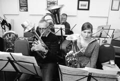 21a Knottingley Silver Band A (I ♥ Minox) Tags: film 2019 knottingley knottingleysilverband brassband windband music musician musicians rehearsal yorkshire westyorkshire olympus om1 om1n olympusom1 olympusom1n ilford hp5 ilfordhp5plus hp51600 1600asa