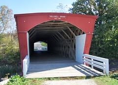 Holliwell covered bridge (Steve4343) Tags: travlinman43 bridges madison county iowa near winterset holliwell covered bridge movie clint eastwood meryl streep
