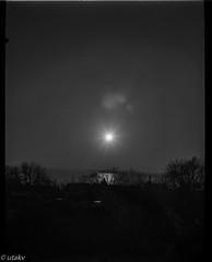 Sunset 🌅 (Uta_kv) Tags: kodakfilm mediumformatcamera carlzeissikon tmax400 guessfocus expiredfilm homedeveloped d76