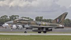 Typhoon FGR4 (Phil M Hills) Tags: zk349 typhoon raf eurofighter newcastleairport