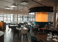 Pier Eight at the Lowry Theatre at Salford Quays - Explored (Tony Worrall) Tags: north update place location uk england visit area attraction open stream tour country item greatbritain britain english british gb capture buy stock sell sale outside outdoors caught photo shoot shot picture captured ilobsterit instragram inside cafe bar inn pub posh modern interior salfordquays salford lowry manchester greatermanchester