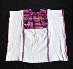 Tzeltal Maya Huipil Cancuc Chiapas Mexico (Teyacapan) Tags: huipils mexican mayan chiapas textiles weavings ropa clothing cancuc