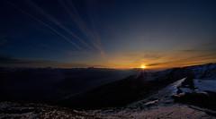 Zen (Arx Zyanos) Tags: sony sonya7riii ilce7rm3 landscape sunrise colors mountains snow silence zen voigtländer hyper wide helier wideangle 10mm