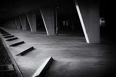 Concrete perspectives (frankdorgathen) Tags: alpha6000 sony18200mm ruhrgebiet ruhrpott ruhrarea stoppenberg essen zechezollverein architecture architektur parkinggarage parkhaus beton concrete