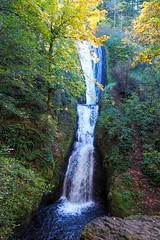 Bridal Veil Falls, Oregon (Eclectic Jack) Tags: water waterfall oregon bridalveilfalls veil bridal falls gorge river columbia
