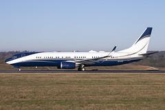 HZ-ATR_Boeing737-900ERBBJ_Al-AtheerAviation_LTN_Img02 (Tony Osborne - Rotorfocus) Tags: boeing business jet bbj 737 737900er alatheer aviation saudi arabia london luton airport 2019 eggw ltn