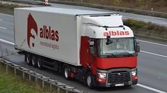 PL - alblas Renault Range T (BonsaiTruck) Tags: alblas renault range lkw lastwagen lastzug truck trucks lorry lorries camion caminhoes