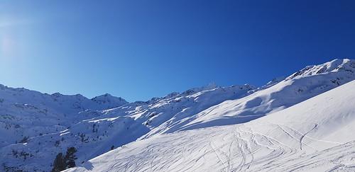 Erkundung Arlberg 28.12.2019